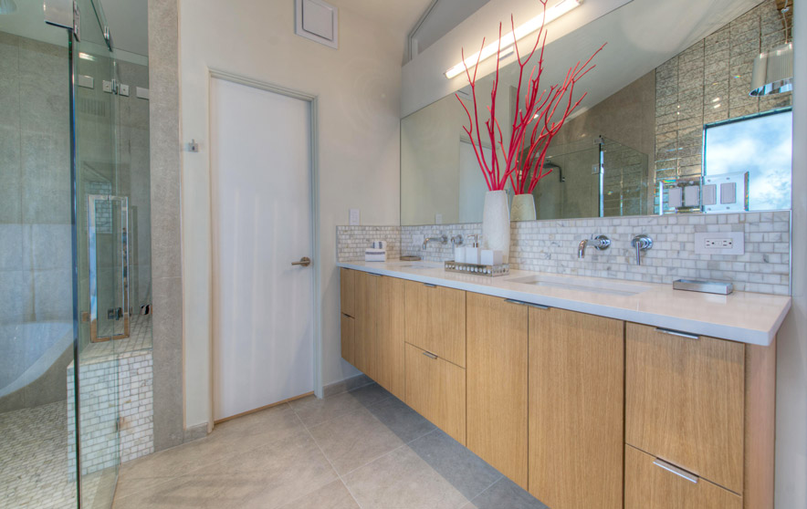 Elite Austin Interior Design Texas Hill Country Contemporary Bathroom Elite Austin