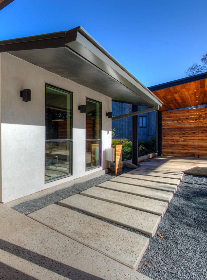 Hill country contemporary elite austin for Hill country contemporary architecture