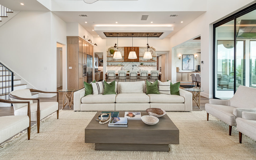 Hill Country Contemporary Model